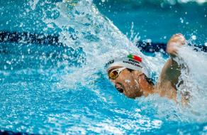 Portugueses em bom plano no World Para Swimming World Series de Sheffield